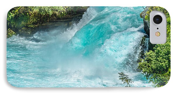 Huka Falls IPhone Case by Racheal Christian
