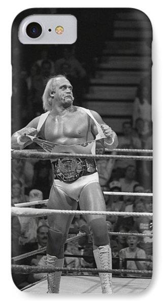 Hulk Hogan The Champion IPhone Case