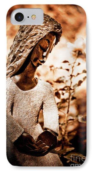 Humble Woman IPhone Case by Venetta Archer