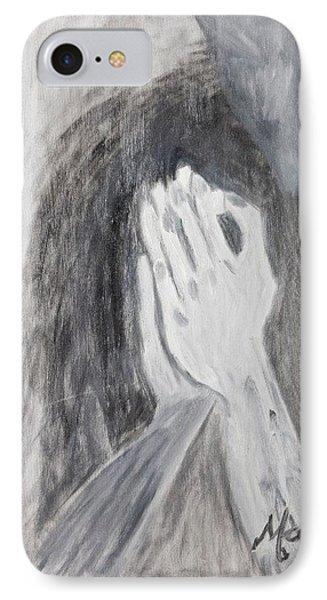 Humility IPhone Case by Marinela Croitoru