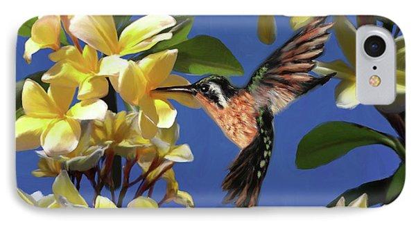 Hummingbird 01 IPhone Case