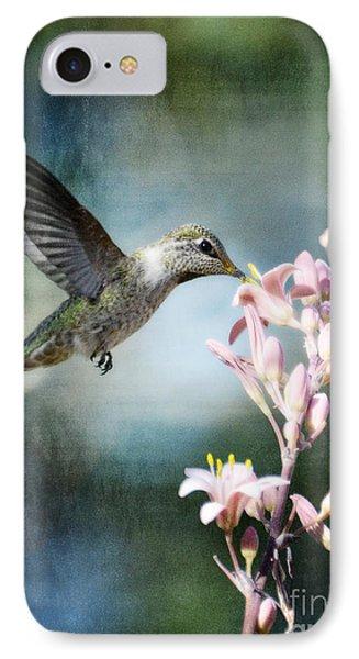 Hummingbird  Phone Case by Saija  Lehtonen