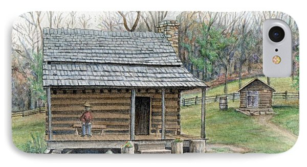 Humpback Cabin IPhone Case by Michael  Martin