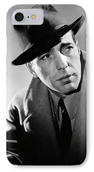 Humphrey Bogart IPhone Case