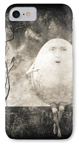 Humpty Dumpty Phone Case by Bob Orsillo