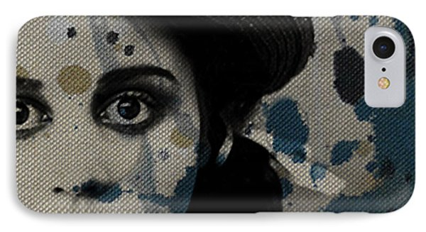 Hungry Eyes IPhone Case by Paul Lovering