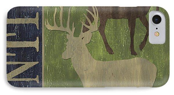 Hunting IPhone Case by Debbie DeWitt