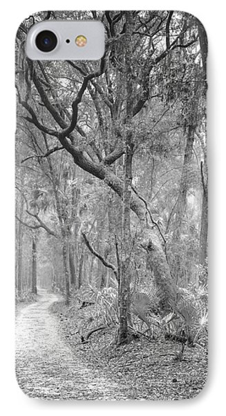 Hunting Island Path  Phone Case by Phill Doherty