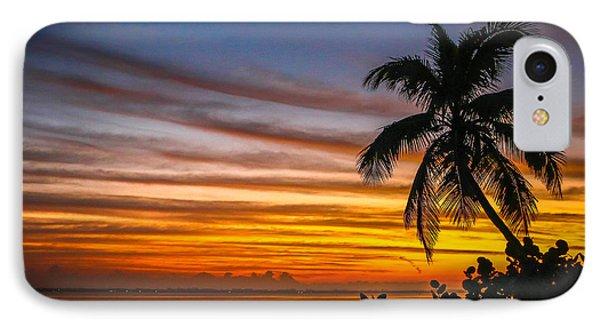 Hutchinson Island Sunrise #1 IPhone Case