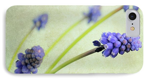 Hyacinth Grape IPhone Case