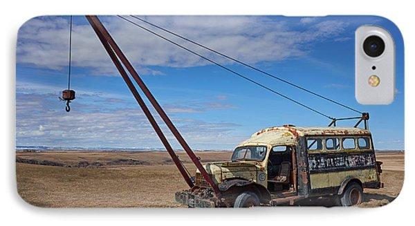 Hybrid Vehicle Phone Case by Trever Miller
