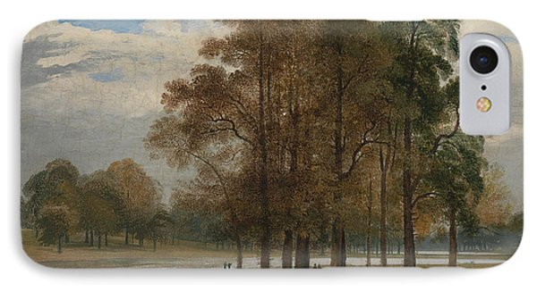 Hyde Park IPhone Case by John Martin