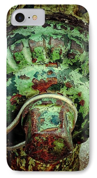 IPhone Case featuring the photograph Hydrant 255 by Olivier Calas