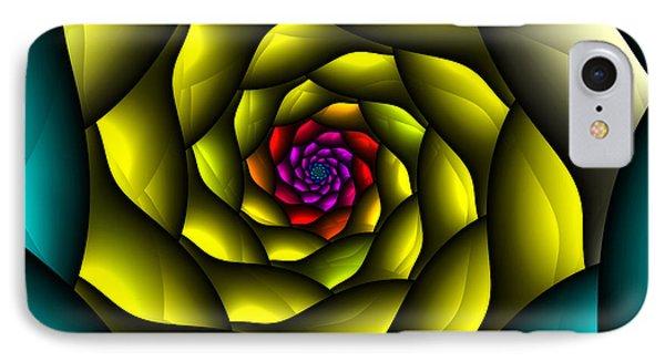 Hypnosis IPhone Case by Jutta Maria Pusl
