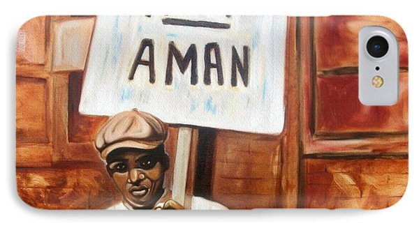 I Am A Man IPhone Case
