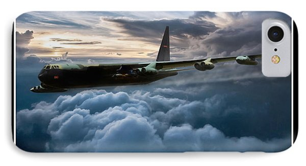 I Am Legend B-52 V2 IPhone Case by Peter Chilelli