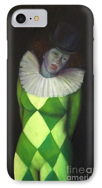 IPhone Case featuring the painting I Am by Marlene Book