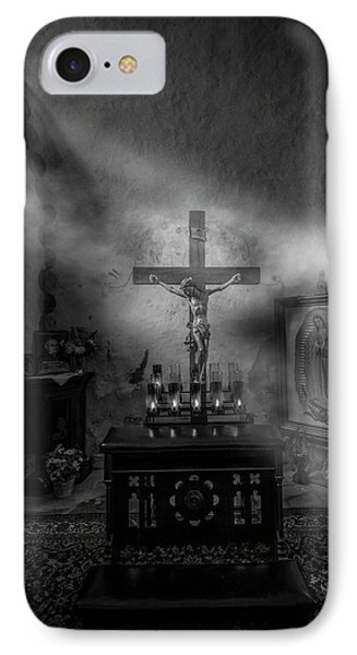IPhone Case featuring the photograph I Am The Light Of The World by David Morefield