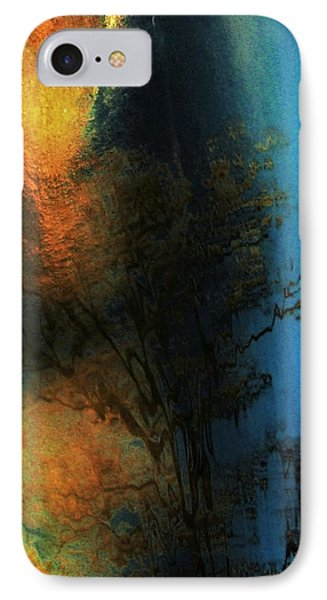 I And The Tree Of Life IPhone Case by SeVen Sumet