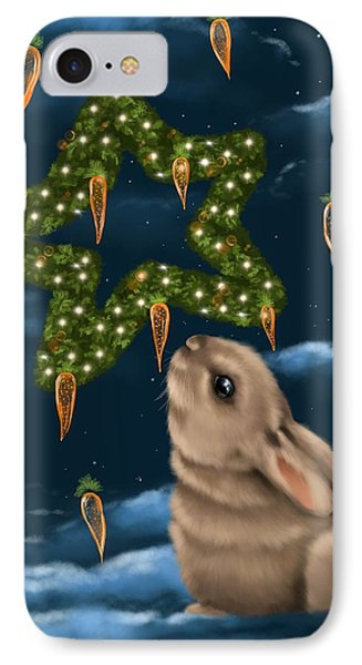 I Can Smell The Christmas In The Air IPhone Case by Veronica Minozzi