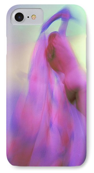 IPhone Case featuring the photograph I Dream In Colors by Joe Kozlowski