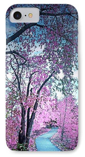 I Dream In Pink 2 IPhone Case by Tara Turner