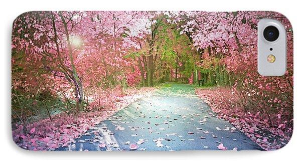 I Dream In Pink IPhone Case by Tara Turner