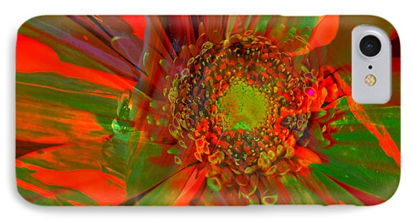 IPhone Case featuring the photograph I Dreamed Of Flowers  by Jeff Swan