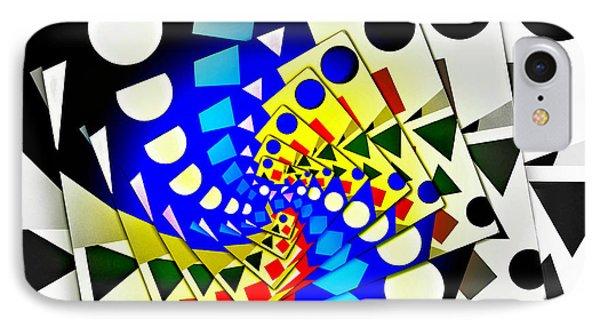 I Fell Way Too Deep IPhone Case by Aurelio Zucco