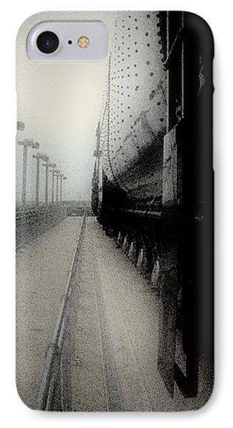 I Hear That Lonesome Whistle Blow IPhone Case by RC deWinter