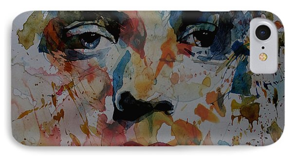 Musicians iPhone 7 Case - I Know It's Only Rock N Roll But I Like It by Paul Lovering