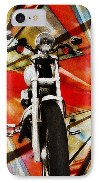 I Like Bikes Phone Case by Bill Cannon