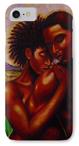 I Love You Phone Case by Emery Franklin