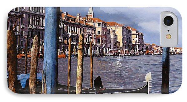 I Pali Blu Phone Case by Guido Borelli