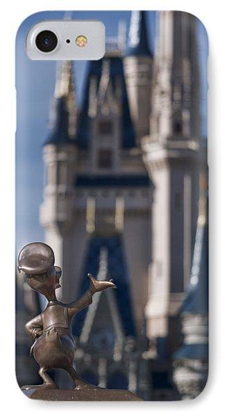 I Present You Cinderella's Castle IPhone Case