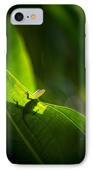 I See Green IPhone Case by Marvin Spates
