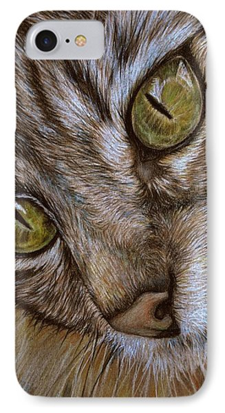 I See IPhone Case by Heidi Kriel