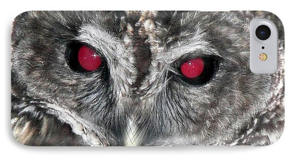 I See You Phone Case by Karen Wiles