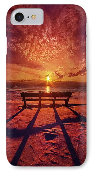 I Will Always Be With You IPhone Case