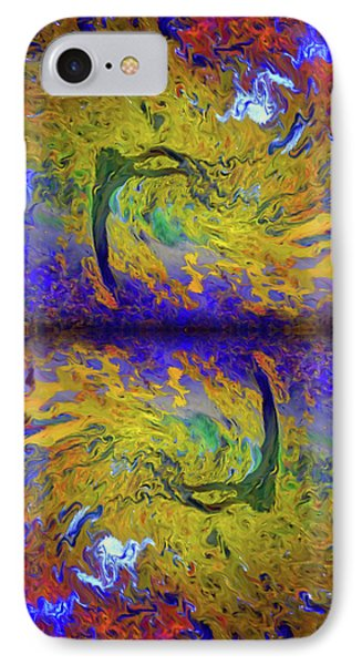 I Will Dance With You In This Storm IPhone Case by Tara Turner