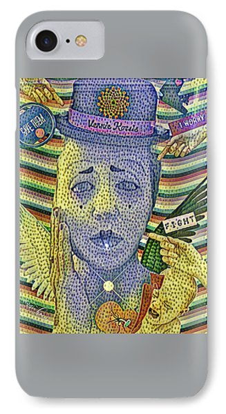 I Worry For Them IPhone Case by Vennie Kocsis