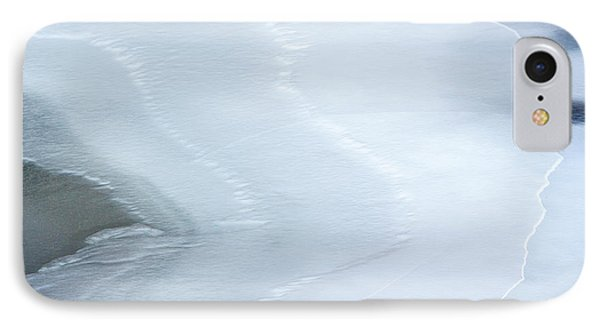 Ice Abstract 3 IPhone Case by Hitendra SINKAR