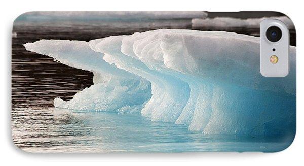 Ice Bears Phone Case by Elisabeth Van Eyken