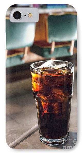 IPhone Case featuring the photograph Ice Cold Cola by Cindy Garber Iverson