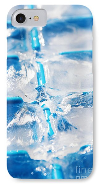 Ice Cubes Phone Case by Carlos Caetano