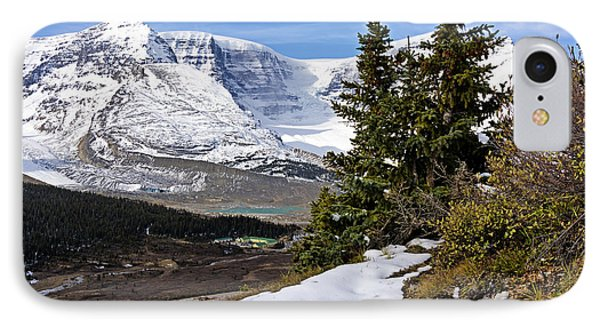 Ice Fields IPhone Case by John Gilbert