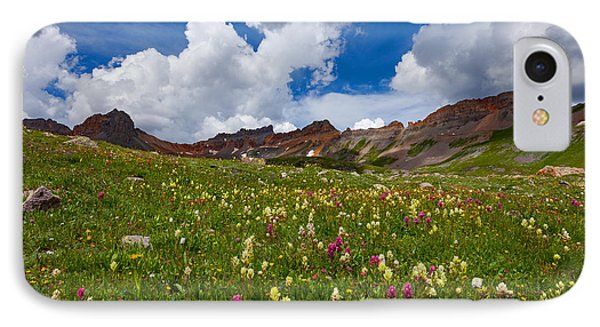 Ice Lake Meadow IPhone Case