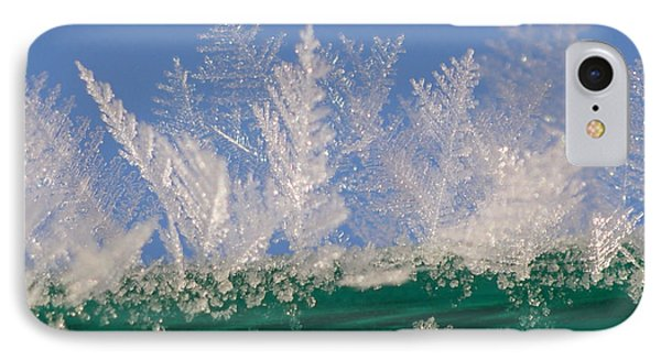 Ice On A Line IPhone Case by Carol Lynch
