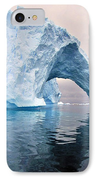Iceberg Alley IPhone Case by Tony Beck