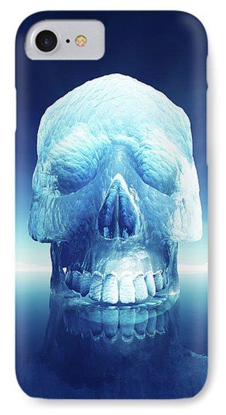 Iceberg Dangers IPhone Case by Johan Swanepoel